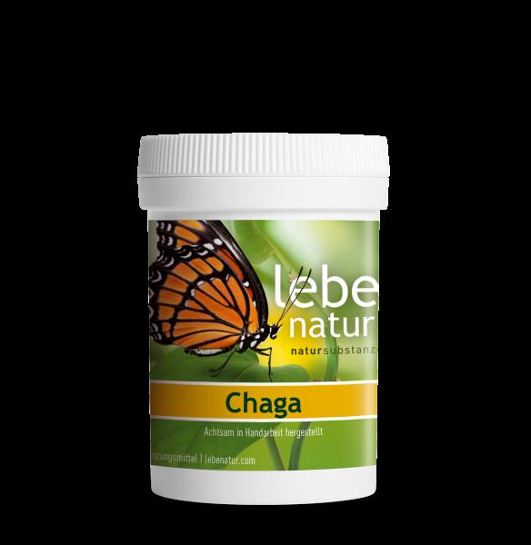 lebe natur® Chaga Vitalpilz 90er