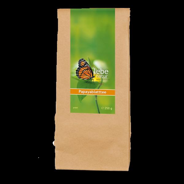 lebe natur® Papayablatttee Dose