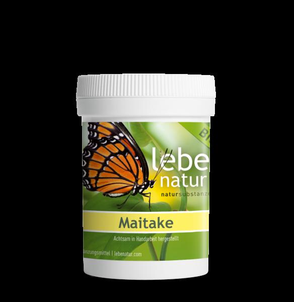 lebe natur® Maitake Vitalpilz BIO 90er