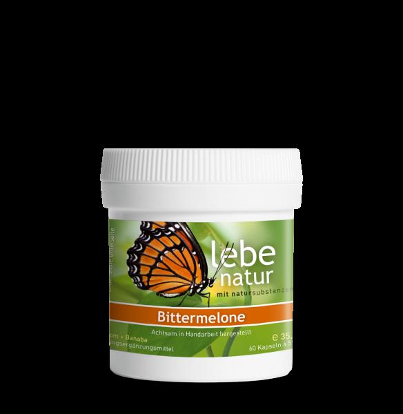 lebe natur® Bittermelone Dose