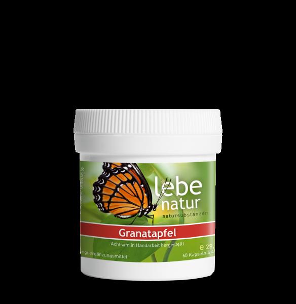 lebe natur® Granatapfel Dose