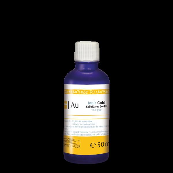 Kolloidales Gold-Öl 50 ml (Au)