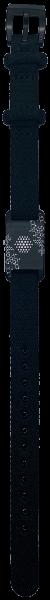 Armband respose odem PET-Kunststoff schwarz