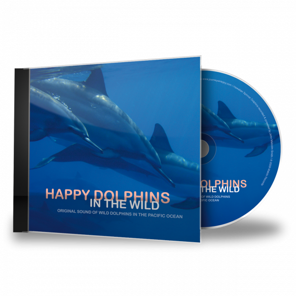 Happy Dolphins in the Wild - CD CD