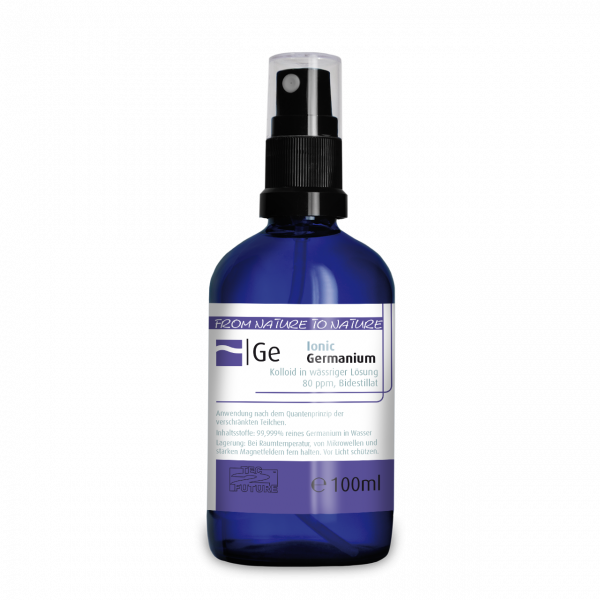 Ionic kolloid. Germanium 100ml (Ge) Flasche
