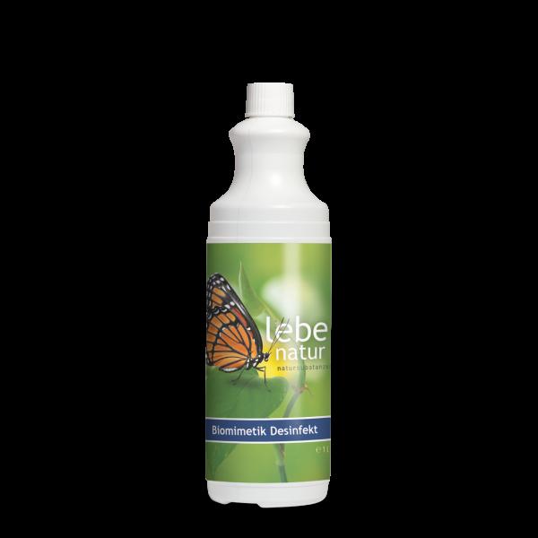 lebe natur® Desinfekt Biomimetik 1 L ohne Sprühkopf