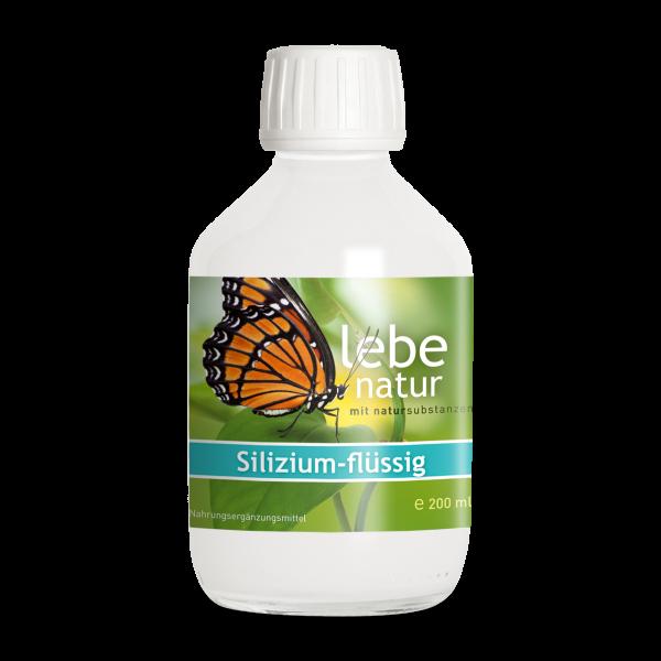 lebe natur® Silizium-flüssig Dose