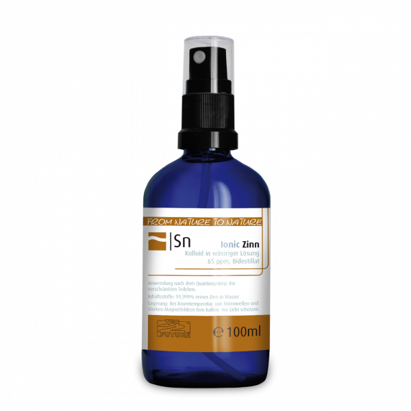 Ionic kolloid. Zinn 100ml (Sn)