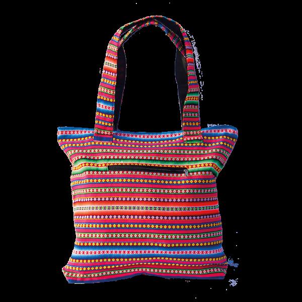 Aguayo Umhängetasche, Maße 33x36 cm