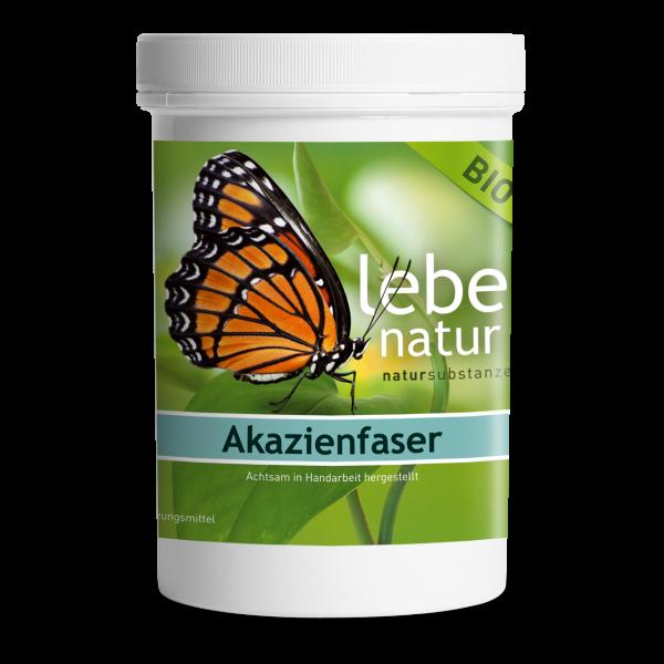 lebe natur® Akazienfaser BIO 360 g