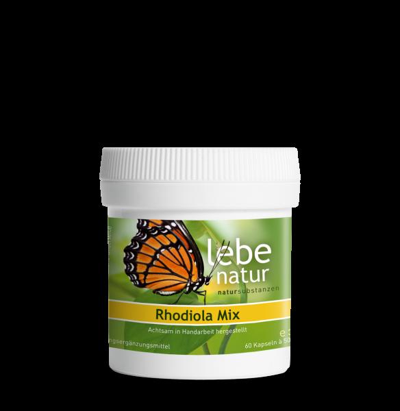 lebe natur® Rhodiola Mix 60er