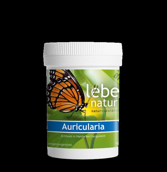 lebe natur® Auricularia Vitalpilz BIO 90er